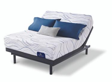 Serta Perfect Sleeper Memory Foam Backstrom Plush With