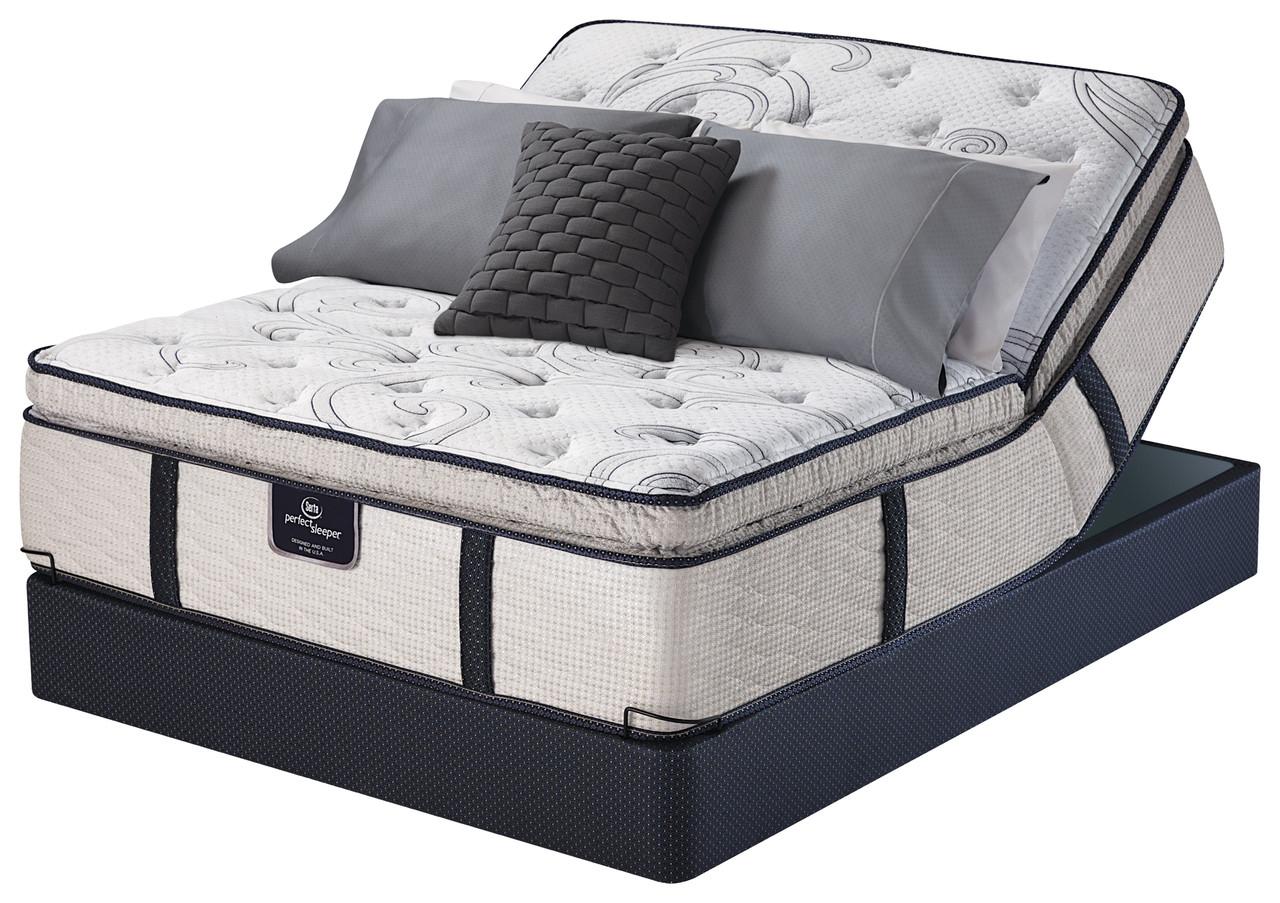 Serta Perfect Sleeper Elite Eastport Super Pillow Top