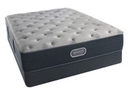 Simmons Beautyrest Silver Level 2 Plush Mattress
