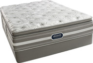 Simmons Beautyrest Recharge World Class Coral Plush Pillow Top Mattress