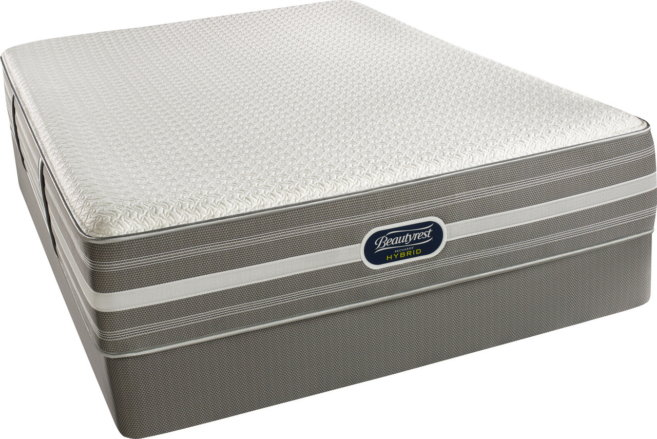Simmons Beautyrest Recharge Hybrid 4500 Luxury Firm Queen Mattress Ebay