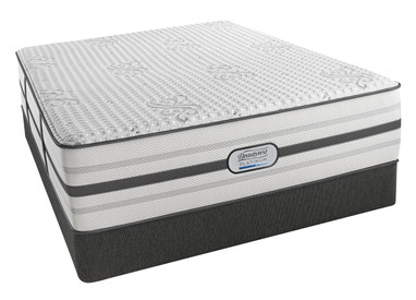 Beautyrest Platinum Hybrid Maddie Luxury Firm Mattress Set