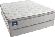 Simmons BeautySleep Adrian Ave Plush Pillow Top Mattress