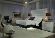 Leggett & Platt S-Cape+ Special Edition Black Under Bed LED