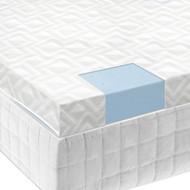"""Malouf Isolus 2.5"""" Gel Memory Foam Mattress Topper"""