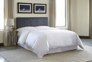 Fashion Bed Group Baden Upholstered Headboard Midnight