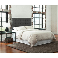 Fashion Bed Group Strasbourg Charcoal Headboard