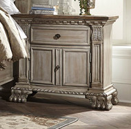 Homelegance Orleans II Collection Nightstand