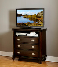 Homelegance Marston Collection Media Chest