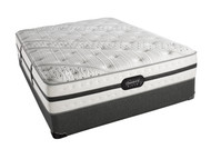 Beautyrest Black Ava Plush Mattress Set