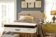 "MLily Bliss 15"" Luxury Grand Bed Euro Box Top Mattress"