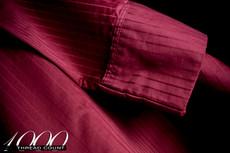 Promenade Collection - 1000 Thread Count Egyptian Cotton Full/Queen Duvet Cover