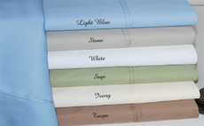 Impressions Collection - 600 Thread Count Split King Sheets