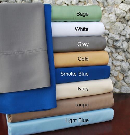 Bamboo Split King Sheets Egyptian Cotton Bedsheets