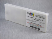 Repleo Remanufactured Epson T544700 220 ml Cartridge for the Epson Pro 4000/7600/9600 filled with Cave Paint Elite Pigment ink - Light Black