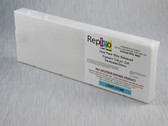 Repleo Remanufactured Epson T606500 220 ml Cartridge for the Epson Pro 4880 filled with Cave Paint Elite Enhanced Pigment ink - Light Cyan