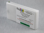 Repleo Remanufactured Epson T653B00 200 ml Cartridge for the Epson Pro 4900 filled with Cave Paint Elite Enhanced Pigment ink - Green