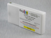 Repleo Remanufactured Epson T653400 200 ml Cartridge for the Epson Pro 4900 filled with Cave Paint Elite Enhanced Pigment ink - Yellow