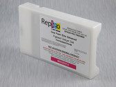 Repleo Remanufactured Epson T603B00 220 ml Cartridge for the Epson Pro 7800/9800 filled with Cave Paint Elite Enhanced Pigment ink - Magenta