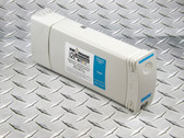 Re-manufactured HP81 680 ml Cartridge for HP DesignJet 5000/5500 filled with i2i Absolute Match HP81 dye ink - Cyan