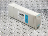 Re-manufactured HP83 680 ml Cartridge for HP DesignJet 5000UV & 5500UV filled with i2i Absolute Match HP83 pigment ink - Light Cyan