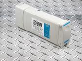 Re-manufactured HP792 775 ml Cartridge for HP DesignJet L26500. L28500, L210, L260, L280 Latex filled with i2i Absolute Match HP792 Latex pigment ink - Cyan