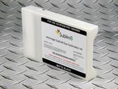 220 ml cartridge for the Epson Pro 7800/9800 filled with Ink2image Sublim8 V2 dye sublimation ink - Matte Black