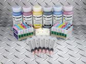 Sublim8 dye sublimation refillable cartridge starter kit of the Epson Photo 1400 and Artisan 1430