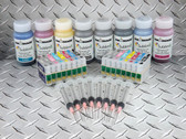 Sublim8 dye sublimation refillable cartridge starter kit of the Epson Photo R2880