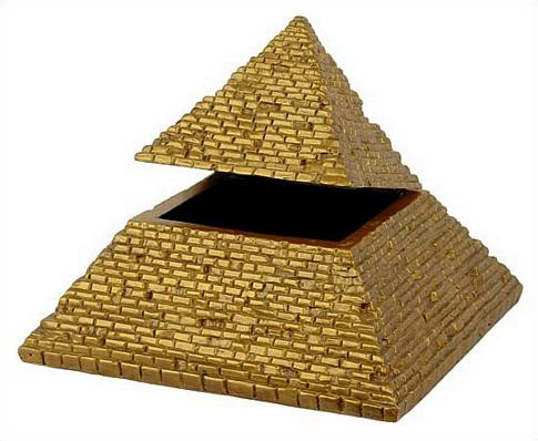 Pyramid box - Photo Museum Store Company