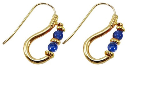 consignment design and earrings p silver llc with lapis