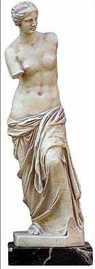 aphrodite of melos The aphrodite of melos (venus de milo) the most celebrated, or at least the best known, statue from antiquity is this superb aphrodite, found in the early.