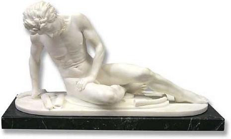 Dying Gaul Buy A Replica Dying Gaul From Museum Store