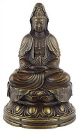 Kuan-Yin in meditation - Photo Museum Store Company