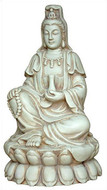Kuan-Yin with rosary - Photo Museum Store Company