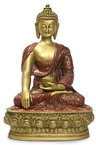 12 Buddha In Earth Touching Pose Sculpture Amp Statues