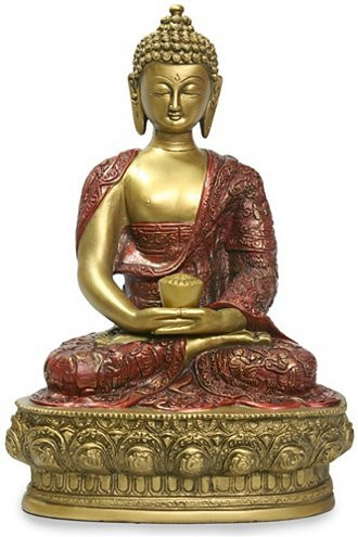 12 Buddha In Meditation Sculpture Amp Statues