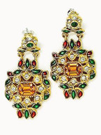 Replica Mughal Earrings, India, 17th century, The Cleveland Museum of Art - Photo Museum Store Company