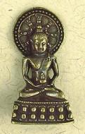 Medicine Buddha Small Figurine : Hindu & Buddhist Figurines - Photo Museum Store Company
