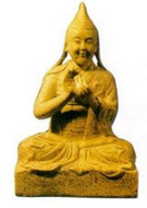Teaching Figure Tibet.  15th Century or later. - Photo Museum Store Company