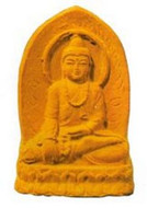 Tibet Buddha Plaque Tibet. 7th Century AD- present day. - Photo Museum Store Company