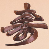 Chinese Symbol - Longevity Wall Plaque - Photo Museum Store Company