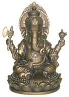 Bronze Seated Ganesh - Photo Museum Store Company