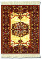 Feraghan Sarouks - Miniature Rug & Mouse Pad - Photo Museum Store Company