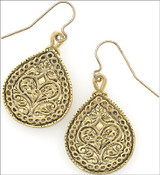 Early Islamic Earrings Syria, 8th century A.D - Photo Museum Store Company
