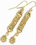 Historic Motif Cuff Earrings, Kuwait Museum of Islamic Art - Photo Museum Store Company