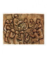 Last Supper Plaque - Photo Museum Store Company