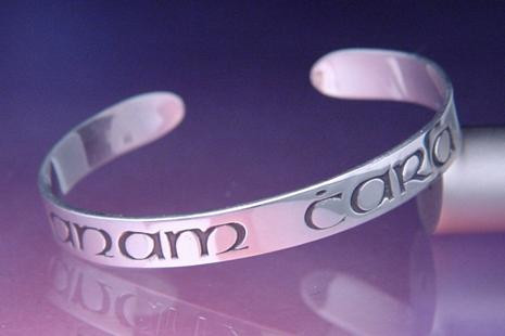 Anam Cara Bracelet (Soul Friend)  : Gaelic - Photo Museum Store Company