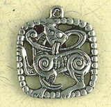 "Viking Lion : ""Odin"" Pendant - The Norse Collection - Photo Museum Store Company"