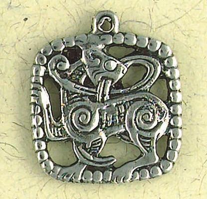 Viking lion odin pendant museum store company gifts jewelry viking lion odin pendant the norse collection photo museum store company aloadofball Gallery